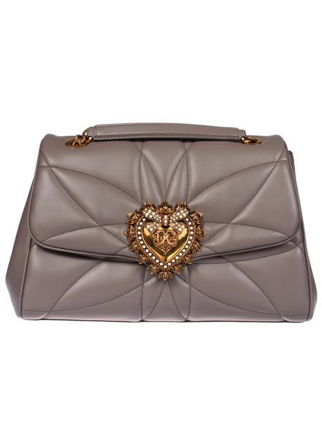 Dolce & Gabbana Heart Applique Shoulder Bag
