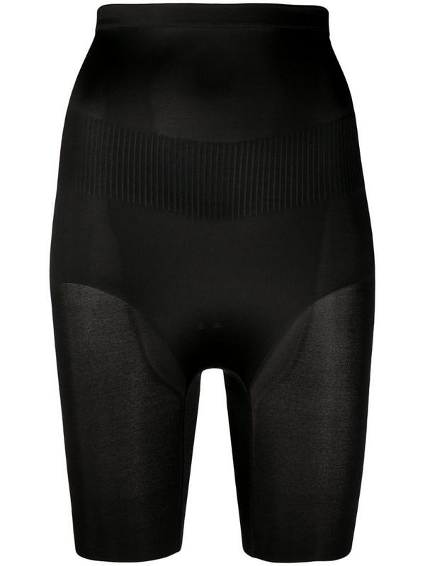 Wacoal Fit & Lift leg shaper shorts in black