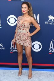 dress,bustier dress,bustier,asymmetrical,mini dress,jessie james,celebrity