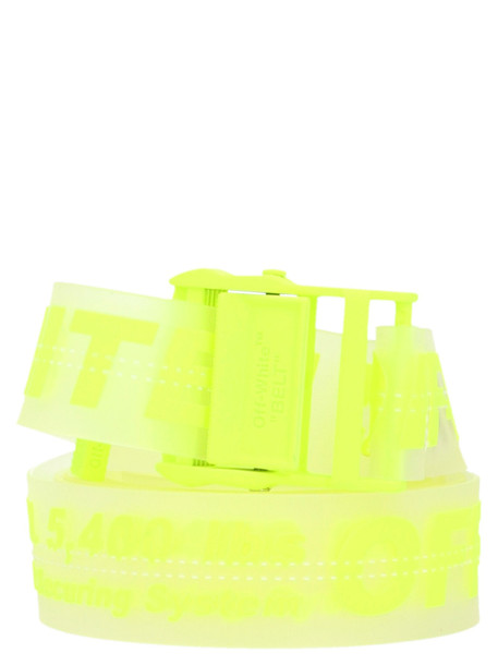 Off-white 'classic Industrial' Belt