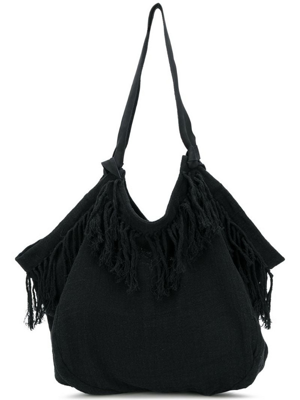 Caravana Haleb shoulder bag in black