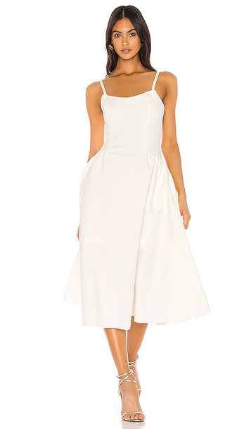 ELLIATT Honour Dress in White