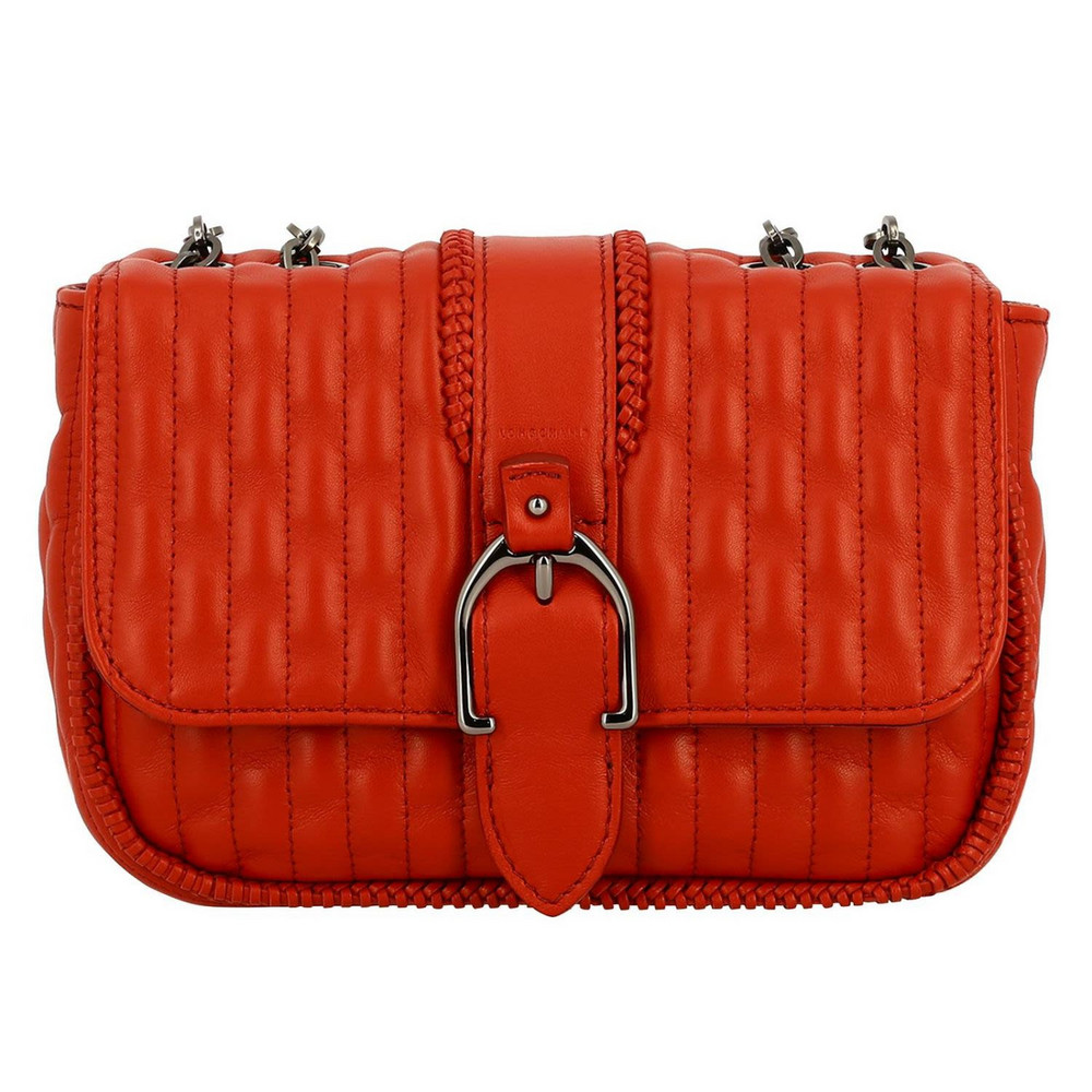 Longchamp Crossbody Bags Shoulder Bag Women Longchamp in red