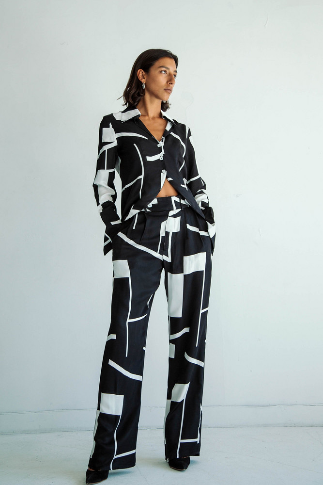 The Line by K BETTINA TROUSER GEO