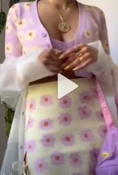 skirt,floral,flowers,pencil skirt,plaid skirt