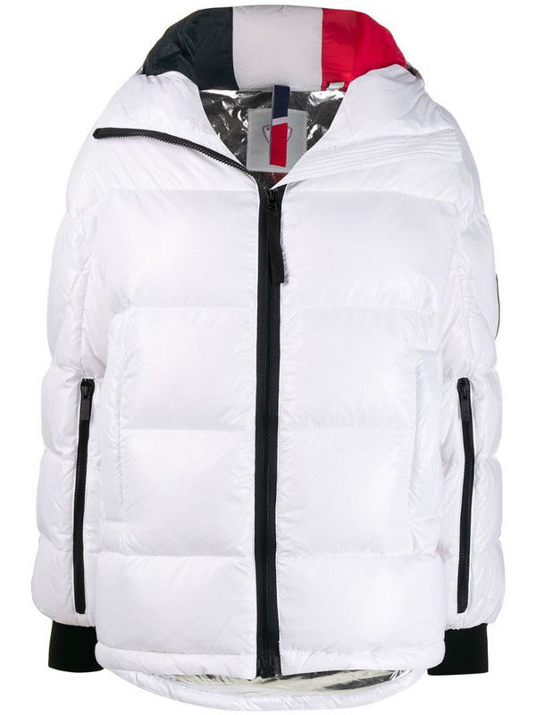 Rossignol padded puffer jacket in white