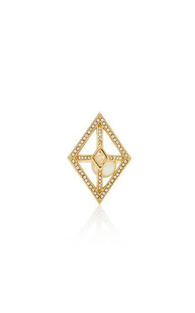 Lulu Frost Enigma Crystal Ring