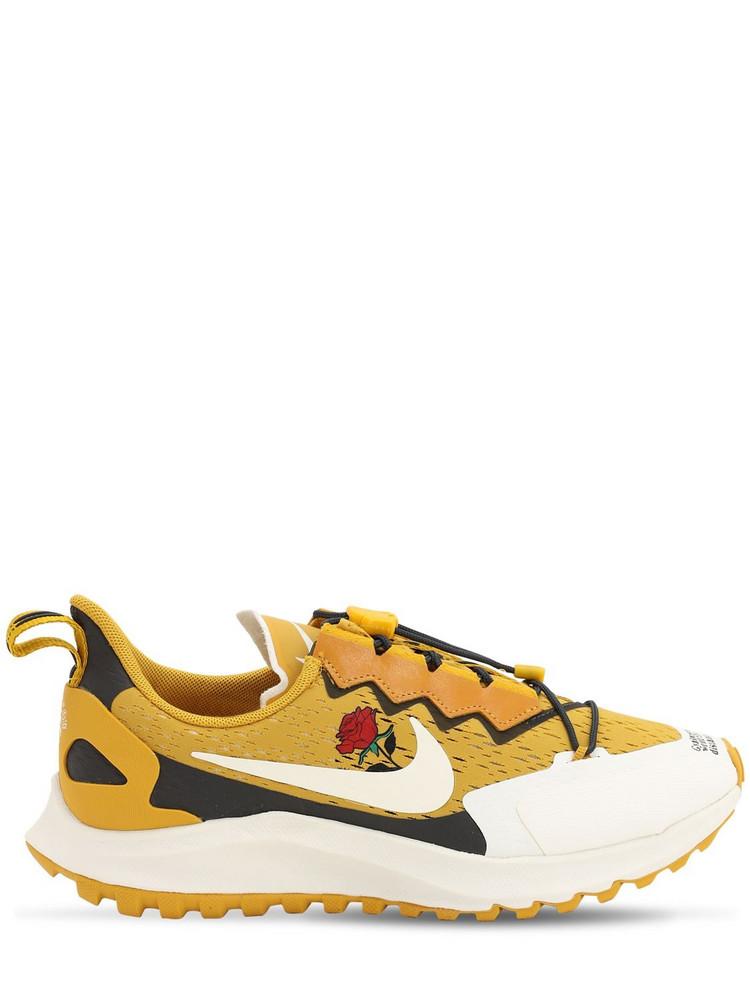 NIKE GYAKUSOU UNDERCOVER LAB Zoom Pegasus 36 Tr / Gyakusou Sneakers in yellow