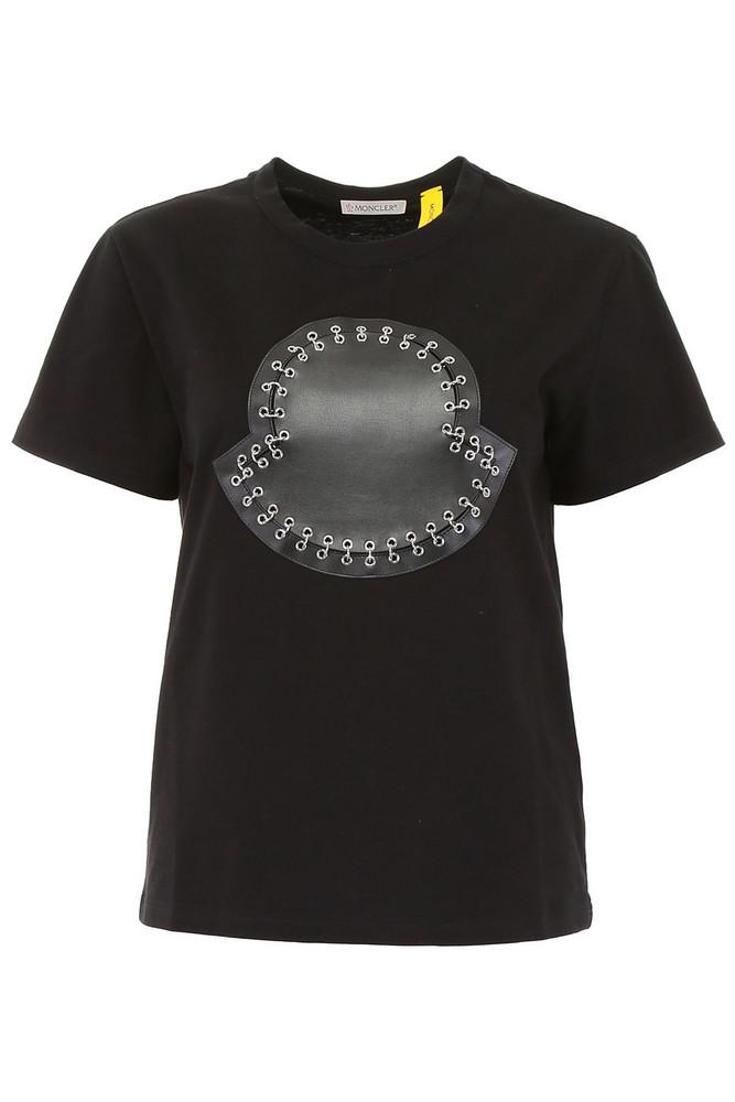 Moncler Moncler Genius 6 T-shirt in nero