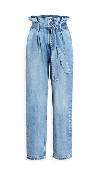 ANINE BING Everly Trouser Jeans in blue