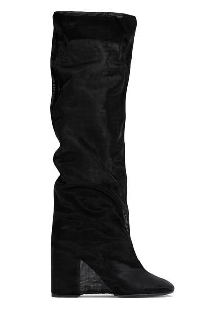 MM6 Maison Margiela Boots in nero