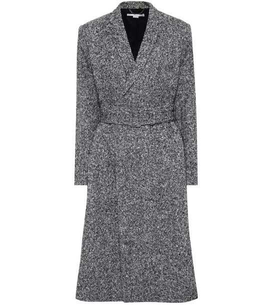 Stella McCartney Wool coat in grey