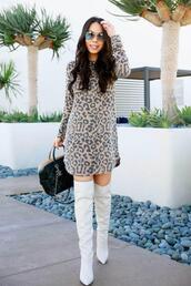 hautepinkpretty,blogger,sunglasses,shoes,sweater,dress,bag