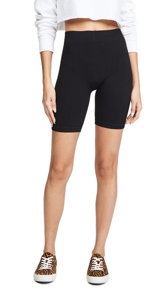 Free People SMLS Bike Shorts in black