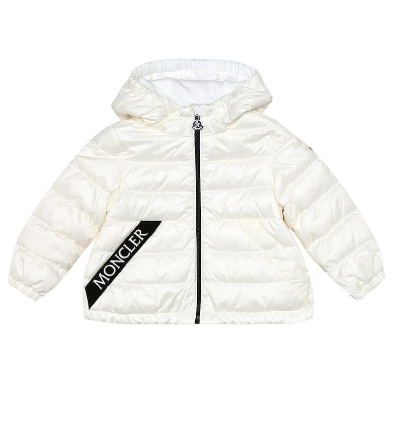 Moncler Enfant Baby Muguet down jacket in white