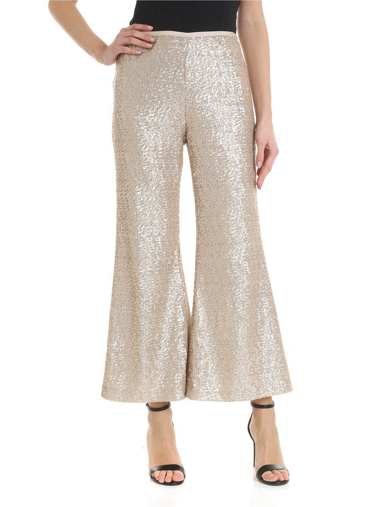 True Royal - Holly Trousers in gold
