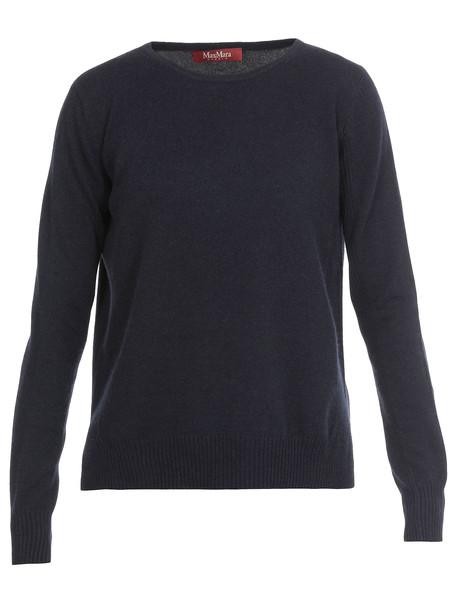 Max Mara Sergio Sweater in blue