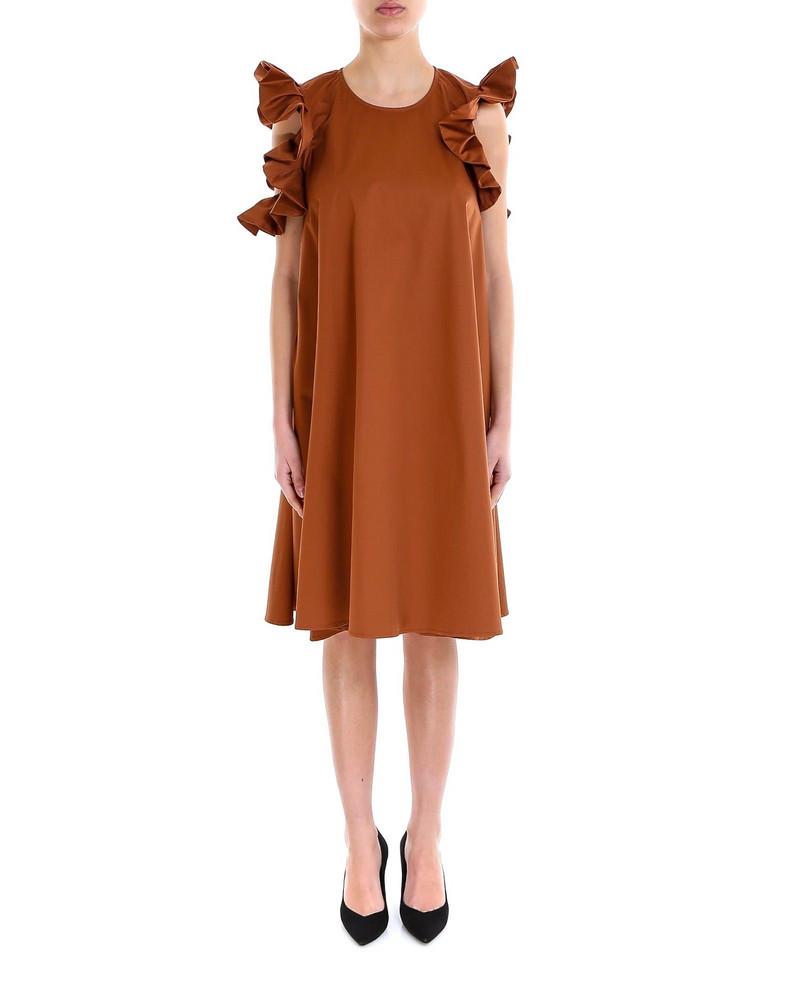 Lardini Ponto Dress in brown