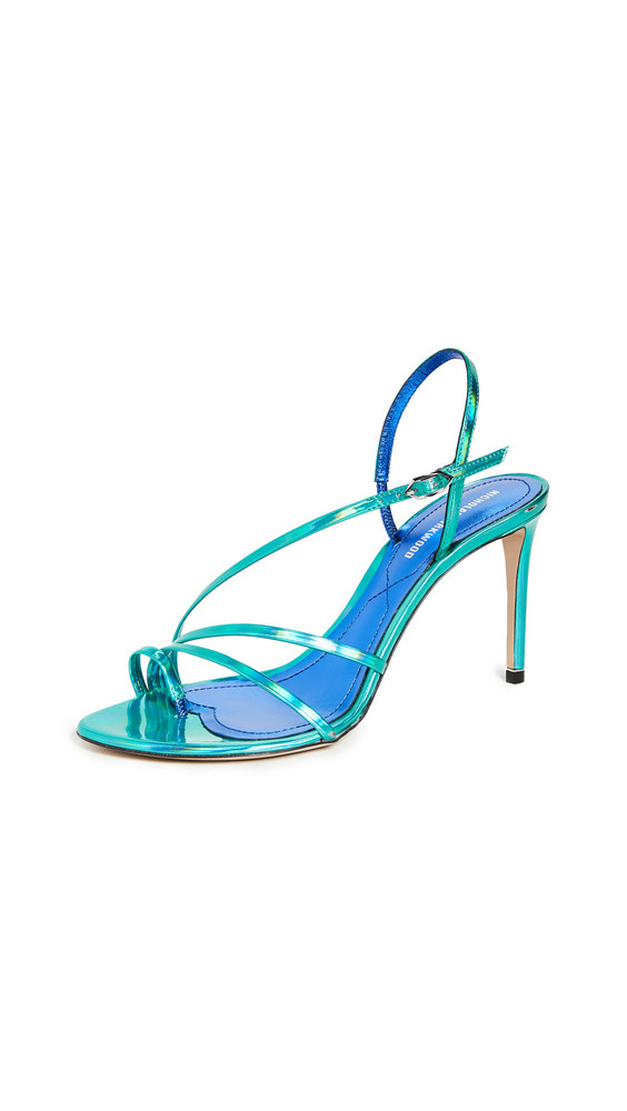 Nicholas Kirkwood Elements Sandals in blue