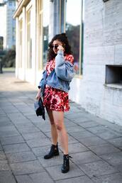 samieze,blogger,shoes,dress,sunglasses,bag