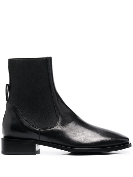 Officine Creative Kiki chelsea boots in black