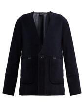 jacket,sheepskin,navy