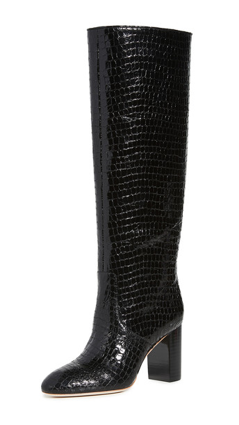 Loeffler Randall Goldy Tall Boots in black