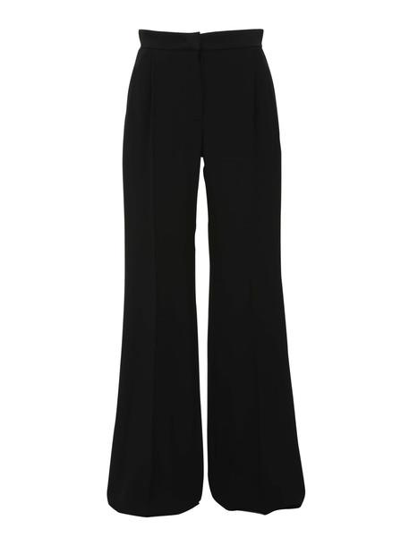 Alberta Ferretti Trousers in black