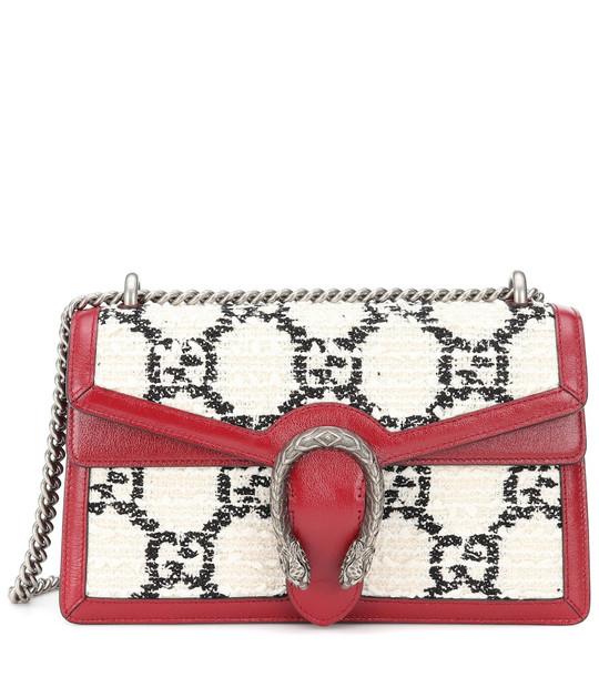 Gucci Dionysus GG tweed shoulder bag