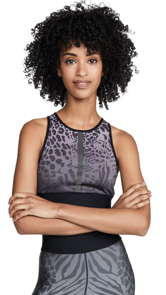 Ultracor Altitude Panthera Crop Top in lavender