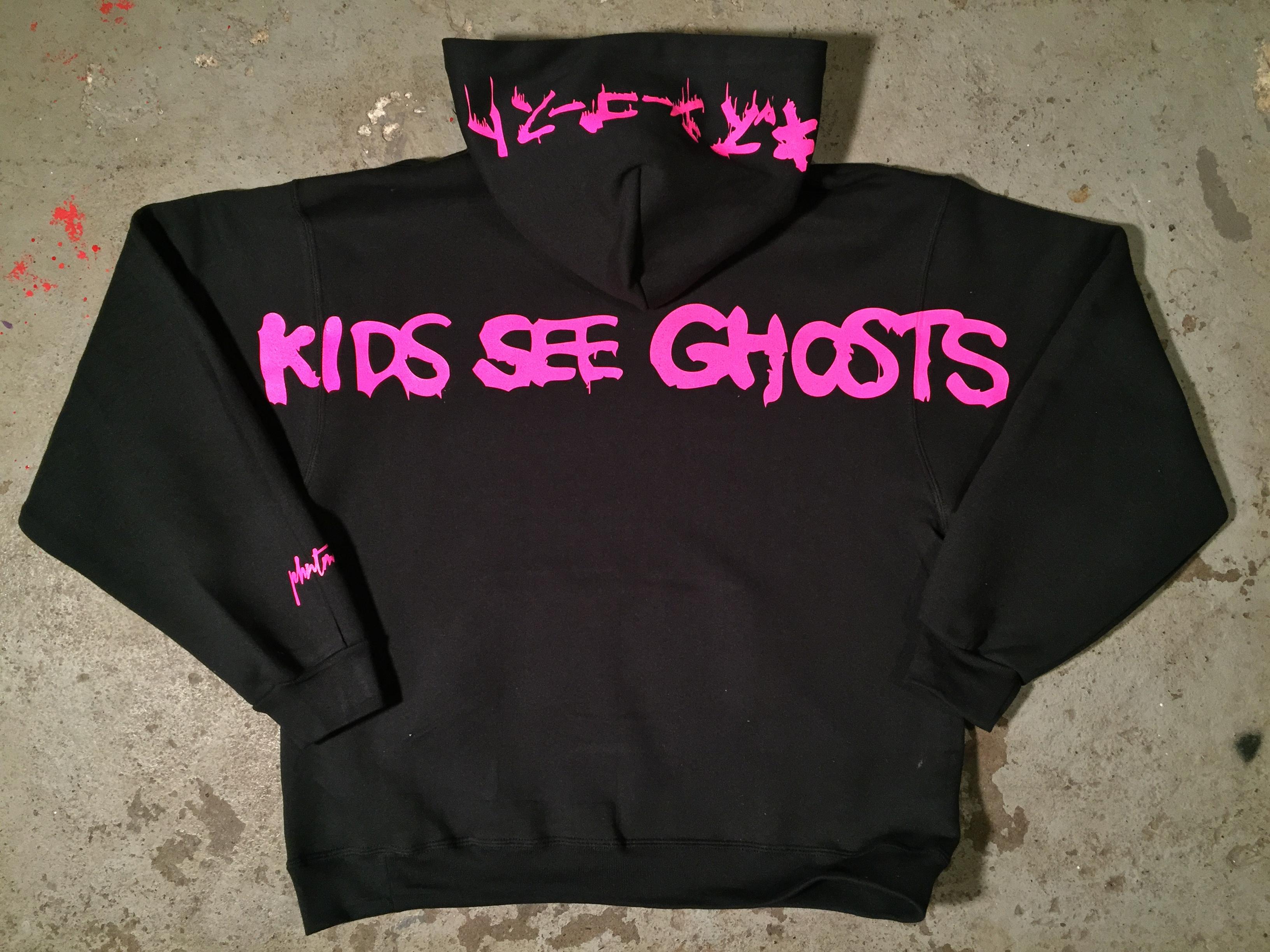 sweater kanye west hoodie kids see ghosts hoodie kids see ghosts tour