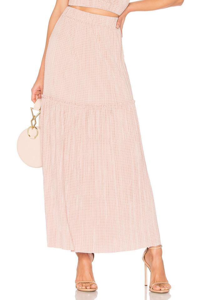 Sabina Musayev Amber Skirt in pink