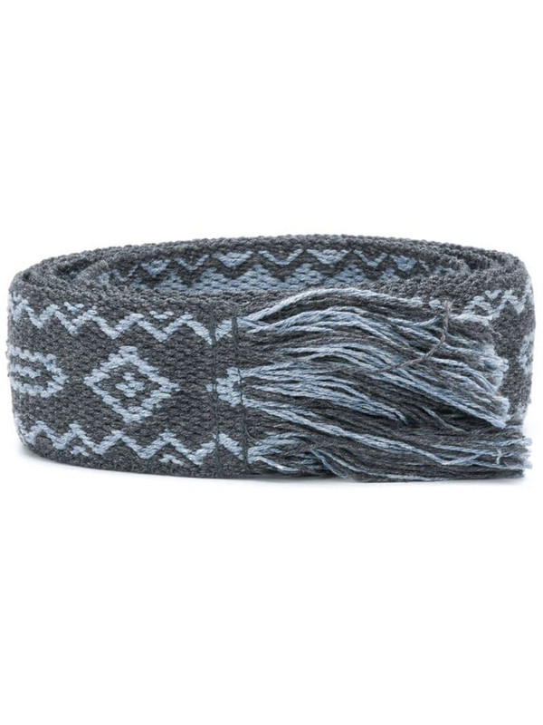 Isabel Marant Etka belt in grey
