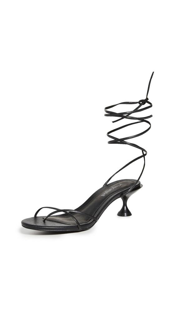 Jeffrey Campbell Khara Sandals in black