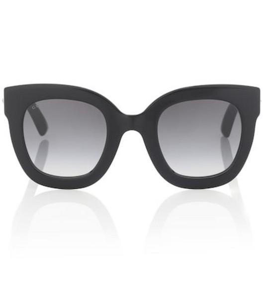 Gucci Embellished sunglasses in black