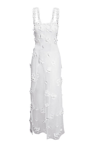 Sahroo Grace Gown Size: XS in white