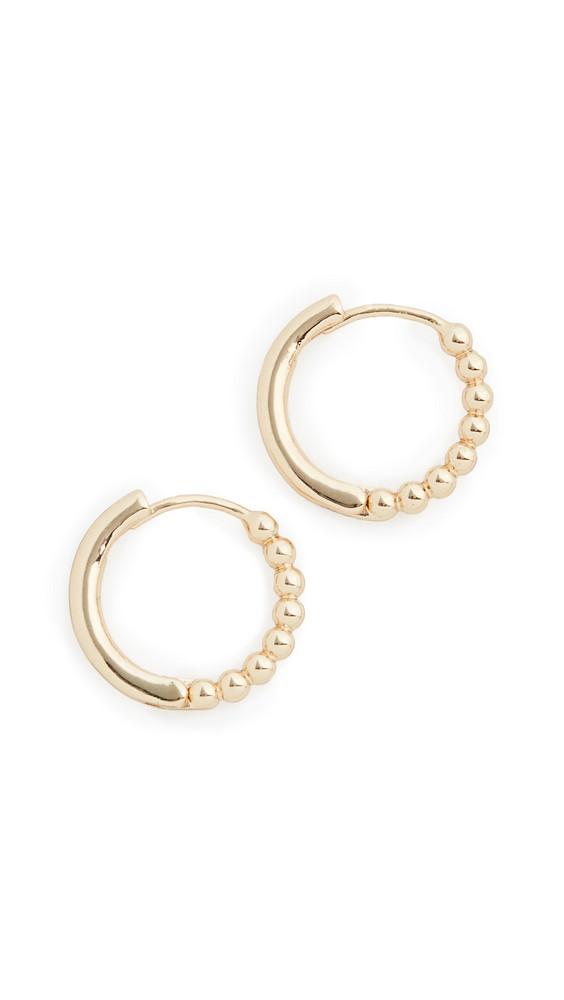 Shashi Asa Earrings in gold