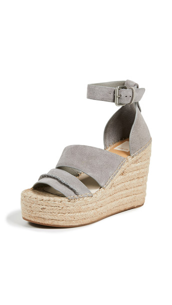 wedges smoke shoes