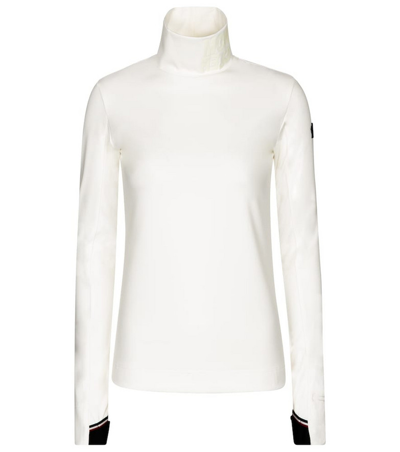 Moncler Genius 3 MONCLER GRENOBLE top in white