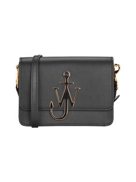 J.W. Anderson Jw Anderson Anchor Logo Shoulder Bag in black