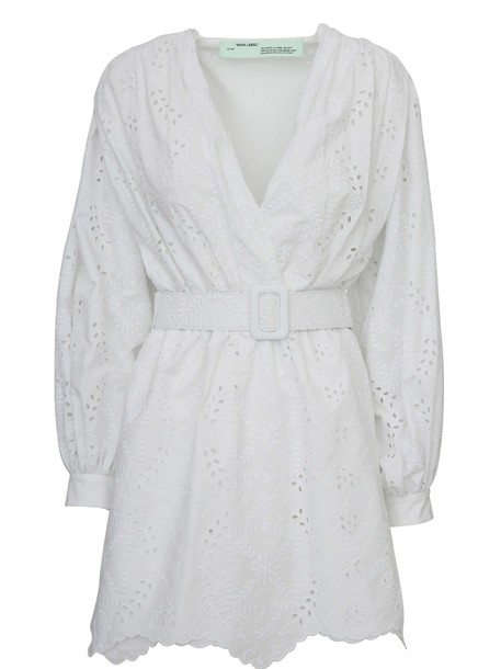 Off-white Dress