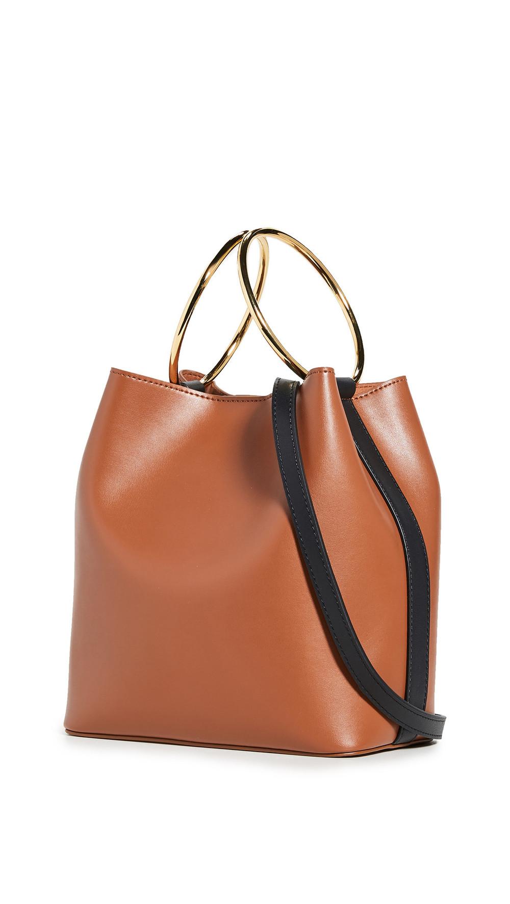 Parisa Wang Hooked Bucket Bag in brown
