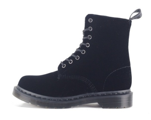 shoes black boots suede