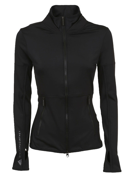 Adidas Slim Fit Training Jacket in black