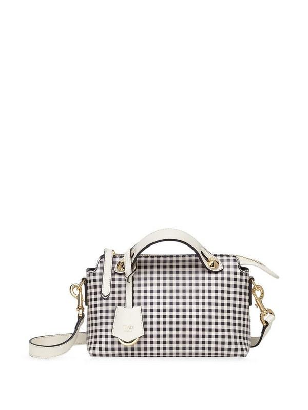 Fendi mini By The Way bag in white