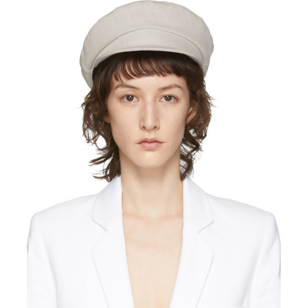 Ann Demeulemeester Off-White Fisherman Hat