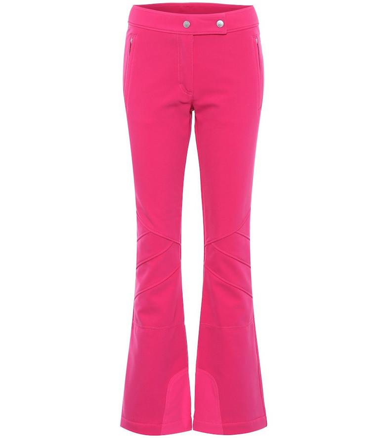 Toni Sailer Sestriere ski pants in pink