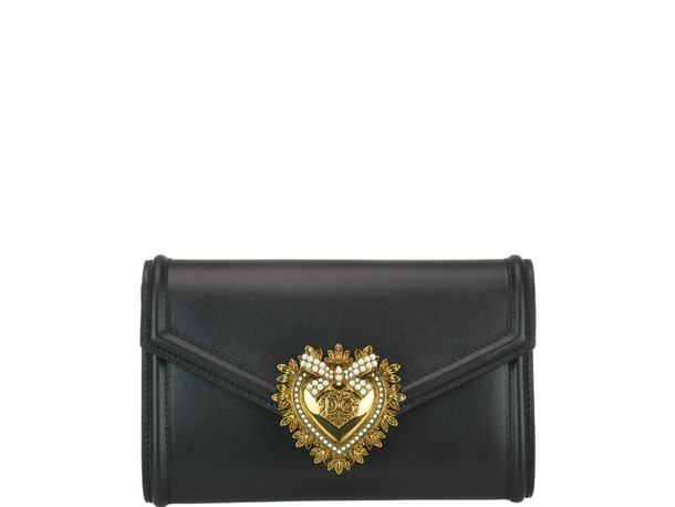 Dolce & Gabbana Devotion Belt Bag in black