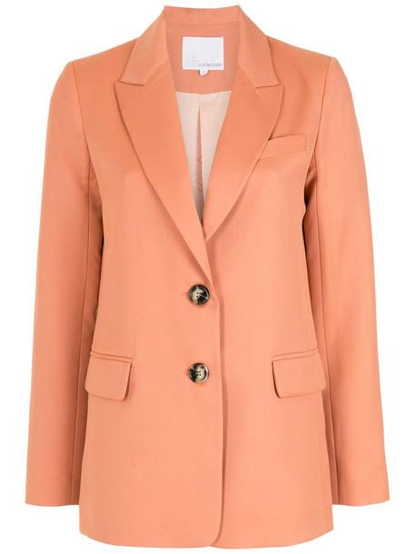 Nk Gal wool blazer - Orange