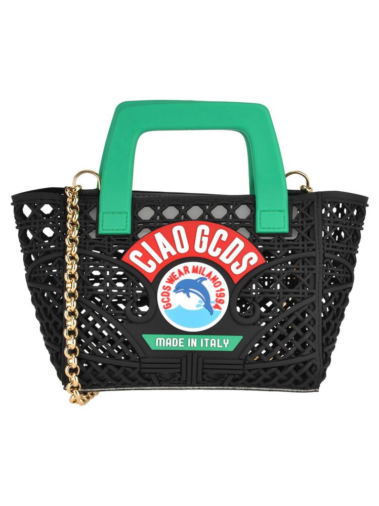 Gcds Gcds Mini Ciao Bag in black